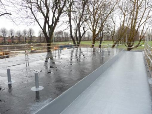 Green Roofing For An Eco Friendly Future Seeded Turf